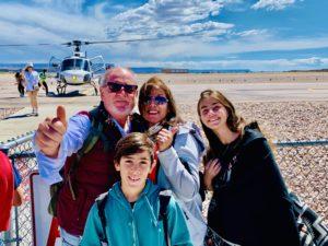 Tour en Helicoptero